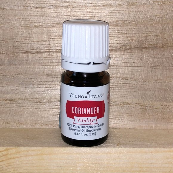 Young Living Coriander Vitality 5ml Essential Oil